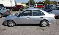 USD  2005 Honda Civic Special Edition