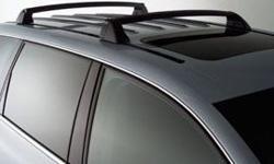 Volkswagen VW Touareg Base Roof-Mounted Roof Rack Crossbar