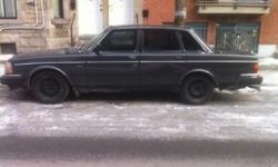 Volvo 240 DL - 1990