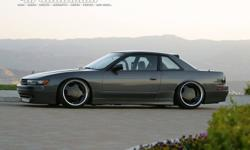 Wanted: Nissan Silvia 180sx or skyline